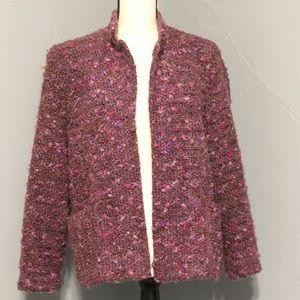 """Vintage """"Joyce"""" Wool Sweater"""